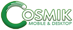 Cosmik Ltd. Mobile Logo